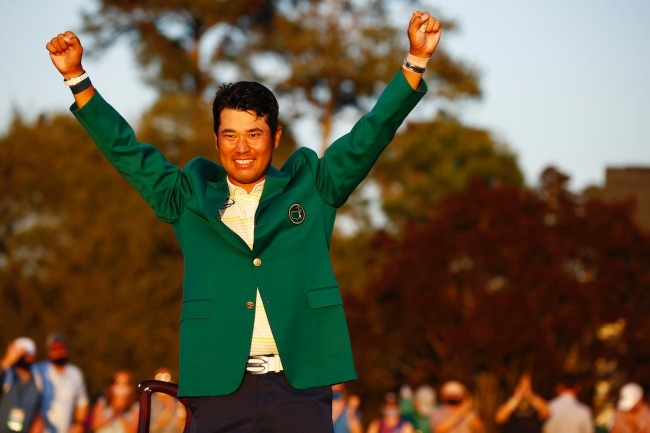 According to reports, Hideki Matsuyama's win at the Masters could lead to $200 million in endorsements in his native Japan
