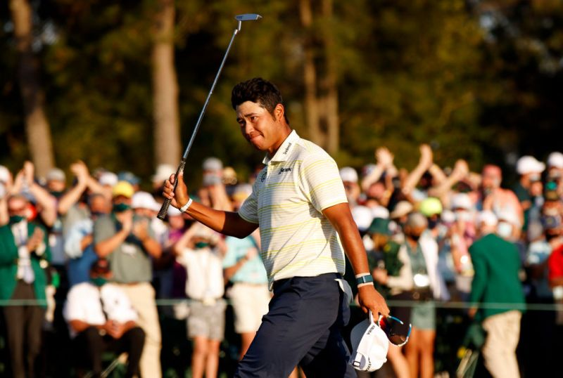 Masters Delivers Late Drama, But Hideki Matsuyama Gets The Job Done To Become Japan's First Major Champion