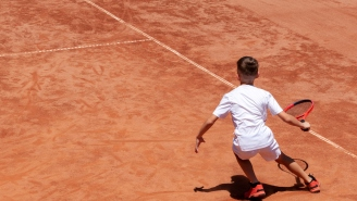 Teo Davidov Is The Ambidextrous 10-Year-Old Tennis Prodigy Who Doesn't Hit Backhands And He's A FORCE On The Court