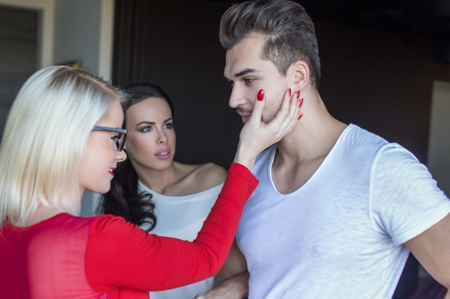 New research provides insight into the tactics women use when competitively flirting against other women