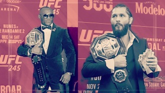 What's At Stake At UFC 261: Usman vs. Masvidal 2