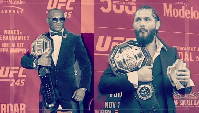 UFC 261: Usman vs. Masvidal on ESPN+