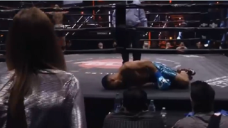 Ivan Redkach Gets Called Out For Faking Injury After Claiming He Got With 'Low Blow' During Fight Vs Regis Prograis