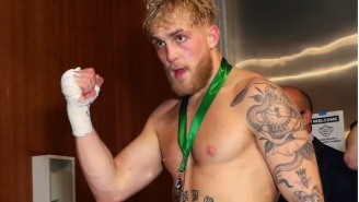 Jake Paul Says Brain Scans Show He Has 'Early Signs Of CTE' Due To Boxing Career