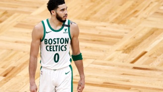 Jayson Tatum Reveals Having COVID Has Entirely Altered His Pregame Routine