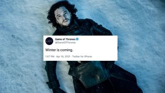 "'Game of Thrones' Twitter Tweets ""Winter Is Coming"", Is Immediately Attacked By All Seven Kingdoms Of The Internet"