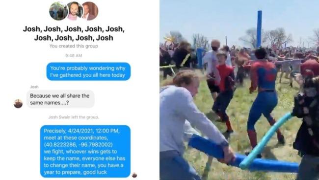josh fight lead