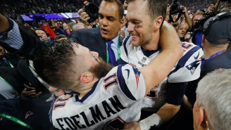 Tom Brady Releases Statement On Julian Edelman's Retirement, Doesn't Recruit Him To Tampa Bay (At Least Publicly)