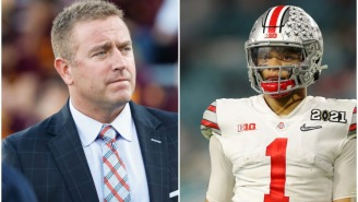 Kirk Herbstreit Has A Message For The Justin Fields Doubters Out There