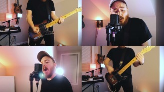 This Guy Reimagined Kendrick's 'Humble' As Played By Linkin Park And I Can't Tell If I Love It Or Hate It