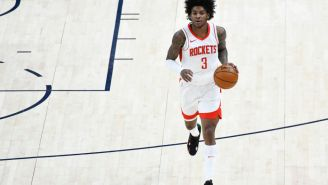 Rockets' Kevin Porter Jr. Will Miss Time After Strip Club Visit That Violated NBA's Health Protocols