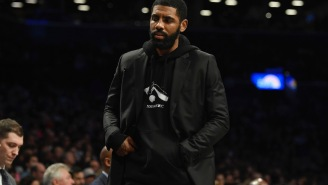 Radio Host Lays Into Kyrie Irving For Routinely Taking Personal Days Even Though He's Making $33 Million This Season