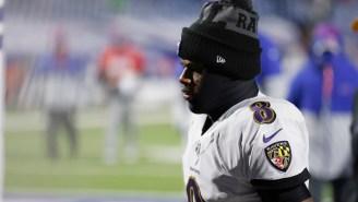 NFL Expert Wonders If Ravens Let Lamar Jackson 'Graduate' In Order To Choose His Replacement In 2021 NFL Draft