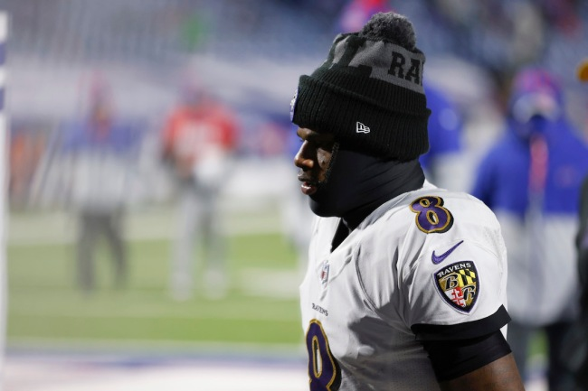 NFL analyst Bucky Brooks suggests Baltimore Ravens consider choosing Lamar Jackson's replacement in 2021 NFL Draft