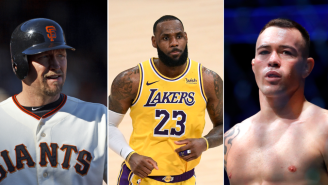 Former MLB Player Aubrey Huff And UFC Fighter Colby Covington Call Out LeBron James For Targeting Police Officer In Controversial Tweet