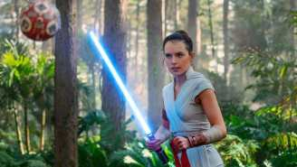 Disney Has Reportedly Made A Real, Working Lightsaber