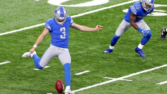 I Absolutely Love This Idea Lions Punter Jack Fox Has For A New NFL Rule Rewarding Kickoffs