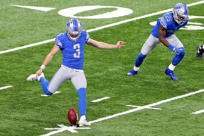 With a few new NFL rules being considered, Lions punter Jack Fox proposes an awesome idea to reward some kickoffs with points