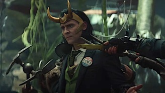 'Loki' Star Tom Hiddleston Finally Teases What The Hell The Series Is About