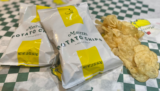 taste of the masters augusta food review