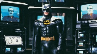 """Michael Keaton Says He """"Always Thought"""" About Returning To Batman"""
