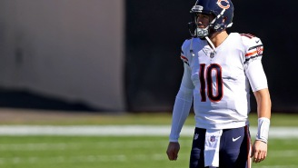 Believe It Or Not, Hue Jackson Apparently Saved The Browns From Drafting Mitchell Trubisky No. 1 Overall In 2017