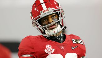 Najee Harris Not A Fan Of Todd McShay's Scouting Report, Says He Can 'Kiss My A–'