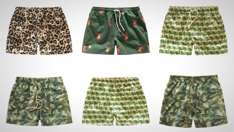 These Scandinavian Swim Shorts Are Here To Help You Dominate Thigh Guy Summer In Style
