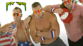 The Gronkowski Brothers Ski Vacation With Pit Viper Is What Bro Heaven Looks Like