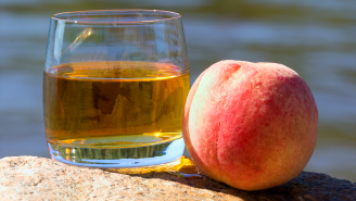 How Is A $25 Peach Whiskey One Of The Most Sought-After Bottles In America?