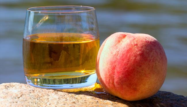 crown royal peach whiskey demand