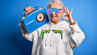 I Gifted My Grandma A Pair Of Pit Viper Sunglasses And Now She Won't Turn Down The Goddamn Music