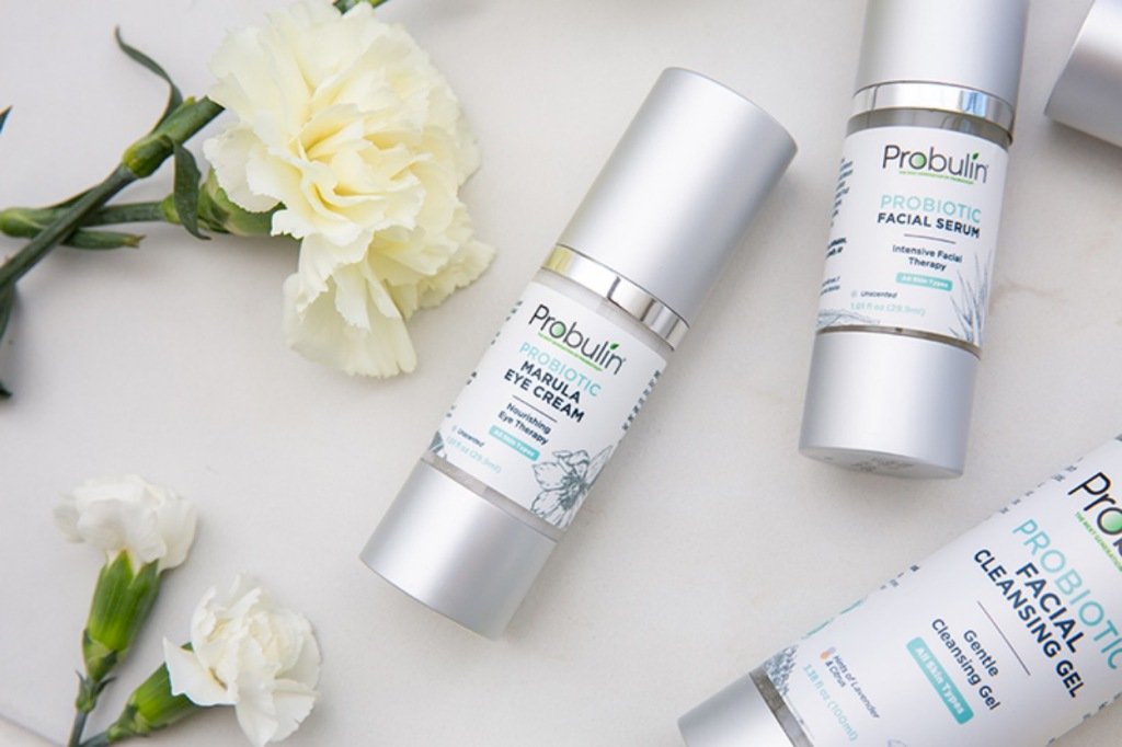 Probulin Probiotic Skincare Products
