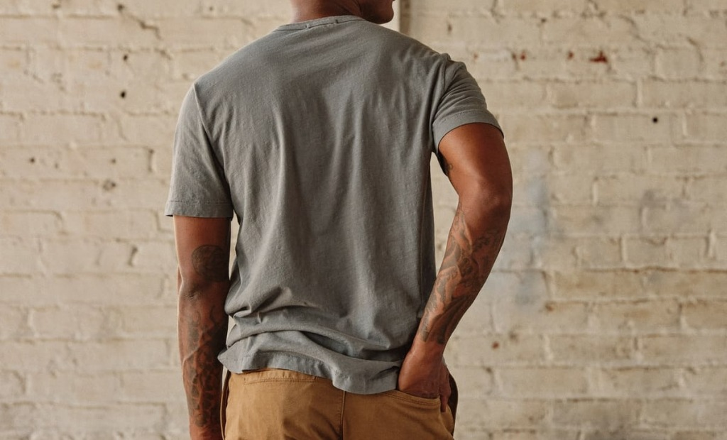 save $10 on Forty Five Brand shirts