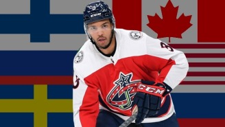 NHL's Seth Jones Details The Differences In How The Best Hockey Countries In The World Approach The Game