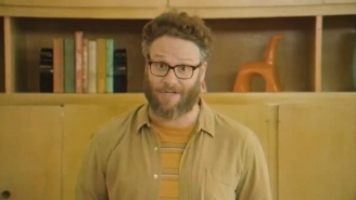 Seth Rogen Is Making Retro PSAs About How To Safely Consume Marijuana (Video)