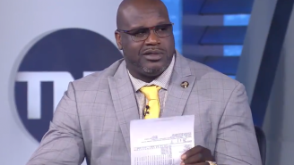 Shaq Might Not Know How Math Works Based On His Baffling Strategy To Save Money On Gas