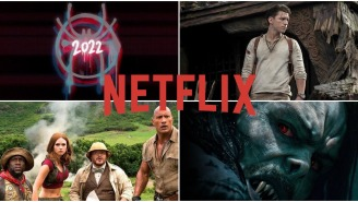 Netflix Changes The Movie Game (Again), Will Begin Streaming Sony Films In 2022