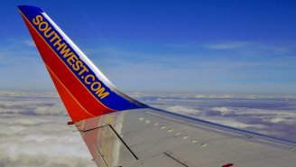 Southwest Reportedly Kicked A Passenger Off A Flight For Removing His Mask While Eating Some Twizzlers (Video)