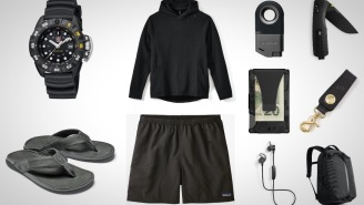 10 Blacked Out Daily Essentials For Guys