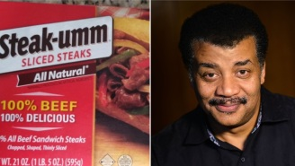 Frozen Steak Brand Steak-umm Is Fed Up With Neil deGrasse Tyson, Goes To War With Astrophysicist Over Clout Chasing 'Science' Tweet