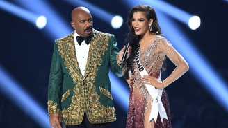 Steve Harvey Gets Clowned For Re-Surfaced Clip In Which He Claims Men And Women Can't Be Friends