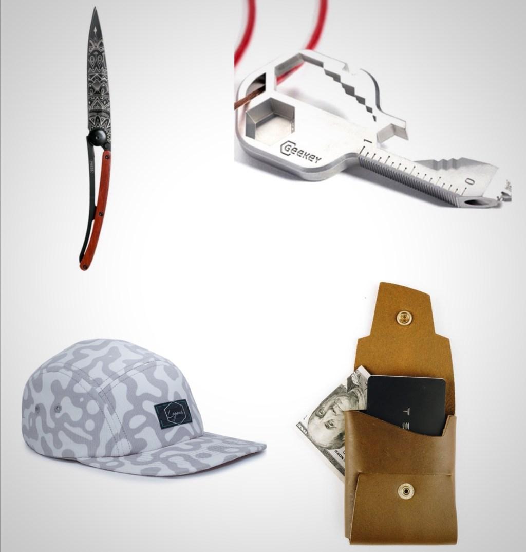 stylish everyday essentials