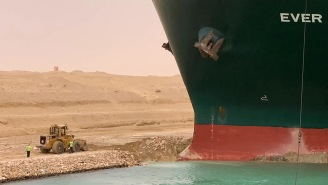 How Has The Suez Canal Savior Who Worked 21-Hour Days And Saved The World Not Gotten Paid Yet?!?