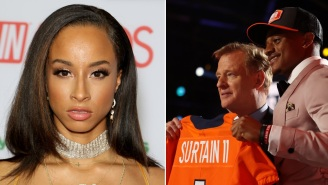 Teanna Trump Has Apparently Moved On From LaMelo Ball And Is Scouting The NFL Draft For A New Boyfriend, Has Her Sights Set On Broncos' Patrick Surtain