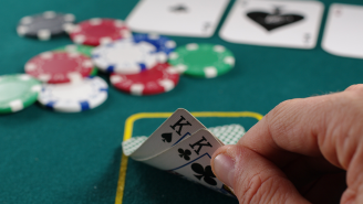 A Texas Hold 'Em Player Correctly Predicted All Five Community Cards And It's Nothing Short Of Sorcery