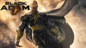 After Being Attached To The Role For Over A Decade, The Rock's 'Black Adam' Has Finally Begun Production