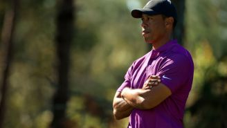 Empty Pill Bottle Found Inside Backpack At Tiger Woods' Crash Site According To Collision Report