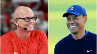Scott Van Pelt Shares The Story About How Tiger Woods Made His Career Into What It Is Today