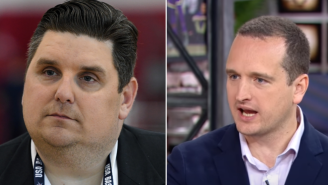 NBA Writer Tim Bontemps Calls ESPN Colleague Brian Windhorst A 'Jackass' During Heated Argument About LeBron James